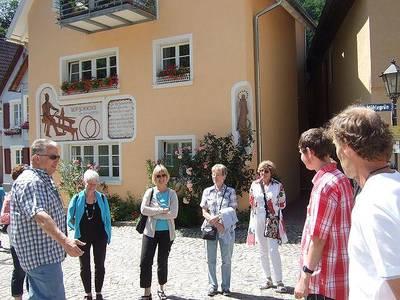 Bild Stadtführung - Geschichte Wolfachs erleben