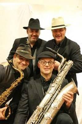 Bild Sax 44 Saxophon Quartett