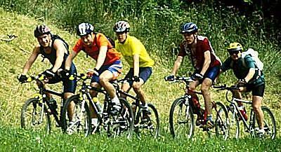 Bild Mountainbike Bundes-Nachwuchs-Sichtung