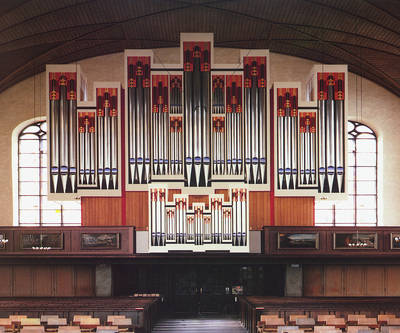 Romantic new year - an organ concert at the end of the yearRieger-Orgelbau. (© Romantic new year - an organ concert at the end of the year)