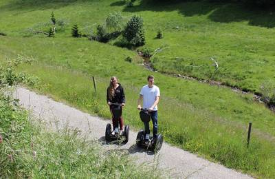 Segway Tour Natur pur. (© My Easy Way)