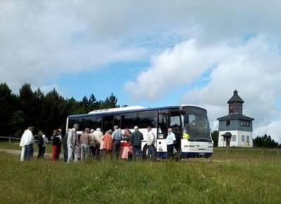 Geführte Bustour über den ehemaligen Truppenübungsplatz
