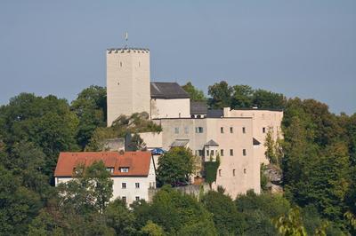 Burgführung für Tagesgäste der Burg Falkenstein