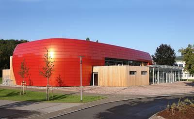 Neue Stadthalle Engen. (© Stadt Engen)