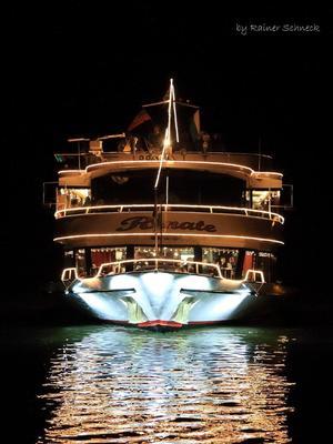 Zauberhafte Weihnachts-Schifffahrt