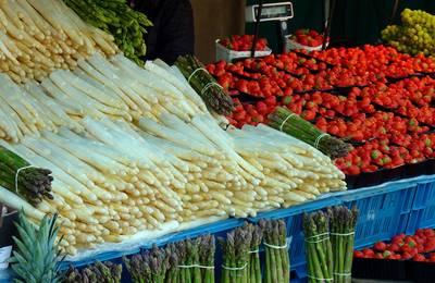 Wochenmarkt in Schwalmstadt-Treysa