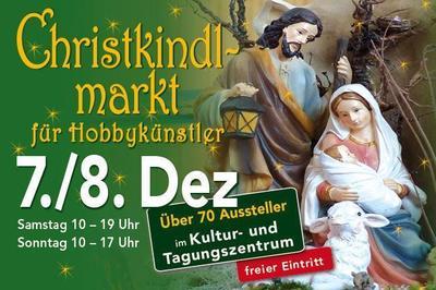 Christkindlmarkt der Hobbykünstler