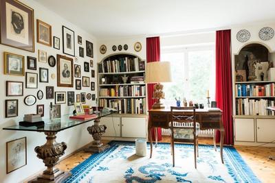 Fhrung durch das Wohnhaus von Professor Wolfgang Sawallisch - jeden ersten Montag im Monat