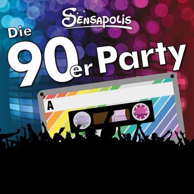 90er Party im Sensapolis