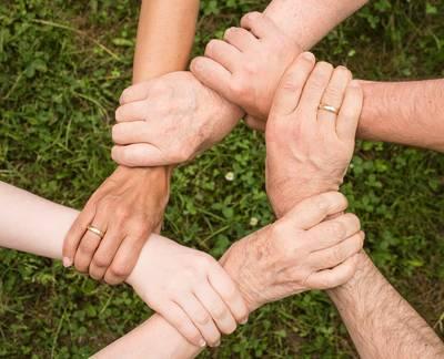 Gruppentreffen Freundeskreis