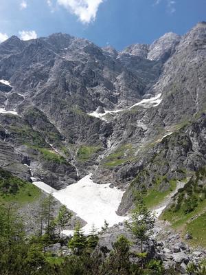 Spirituelle Wanderung zur Eiskapelle am Knigssee
