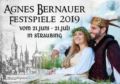 Agnes Bernauer Festspiele 2019