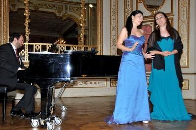 Meisterkonzert auf Schloss Neubeuern