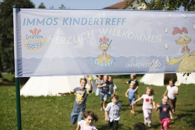 Immos Kindertreff Piratengolf