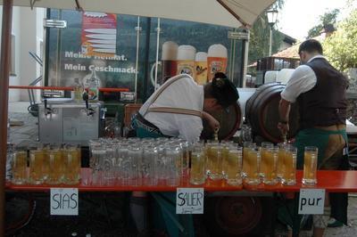 50. Rottauer Mostfest im Homer Obstgarten