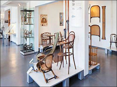 THONET - Museum, Showroom und Factory Outlet