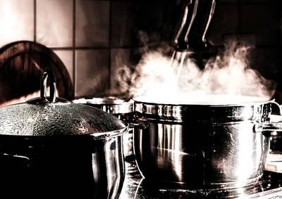 Märchenhaftes Küchenfest
