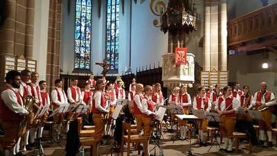 Interner Link zur Veranstaltung: Jahreskonzert der Stadt- und Jugendkapelle Calw
