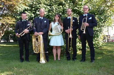 Interner Link zur Veranstaltung: Konzert mit dem Blächbläserensemble