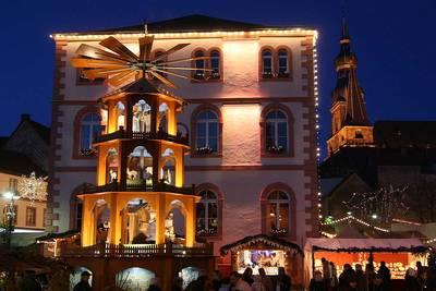 Kulinarischer St. Wendeler Weihnachts- & Mittelaltermarkt