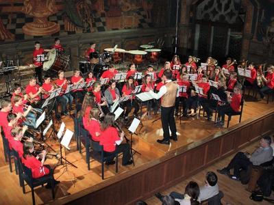 Jugendkonzert der Stadtkapelle 2019