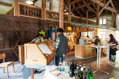 Bauernmarkt in Baierbach