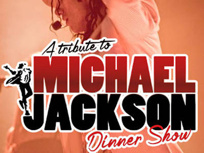 A Tribute to MICHAEL JACKSON DinnershowWORLDofDINNER GmbH & Co. KG. (© A Tribute to MICHAEL JACKSON Dinnershow)