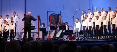 Interner Link zur Veranstaltung: Konzert der Aurelius Sängerknaben