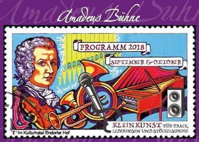 Mozarts Weiber-Gschichten