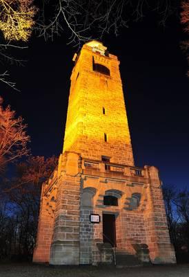 Fackelwanderung auf den Bismarckturm
