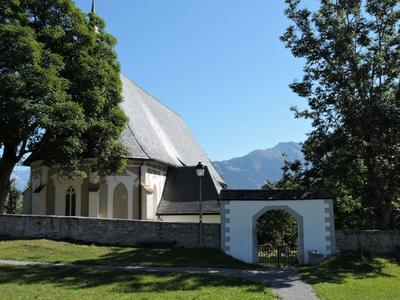 mira!cultura Ortsführung tercs e valerusas in der Val Lumnezia