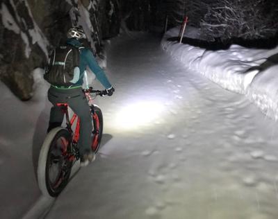 Fatbike Night-Ride
