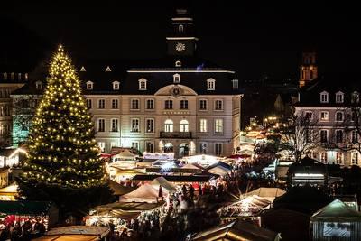 45. Alt-Saarbrücker Weihnachtsmarkt. (© Steven Gläser)