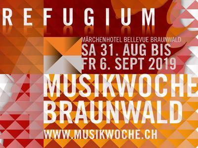 84. Musikwoche Braunwald