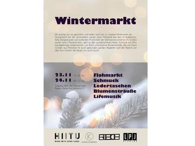Wintermarkt am Sonnenbichl