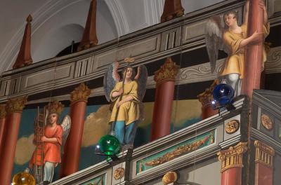 400 Jahre Aschauer Heiliges Grab - Kirchenfhrung