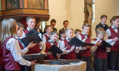 Chorkonzert Knabenchor capella vocalis Reutlingen