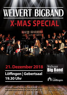Welvert Big Band X-mas Special