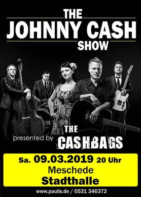 The Johnny Cash Show - presented by The Cashbags. (© Paulis Veranstaltungsbüro)