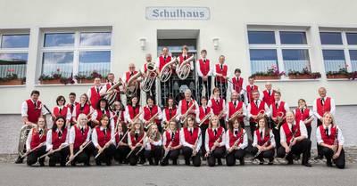 Musikverein Dittishausen. (© Musikverein Dittishausen)