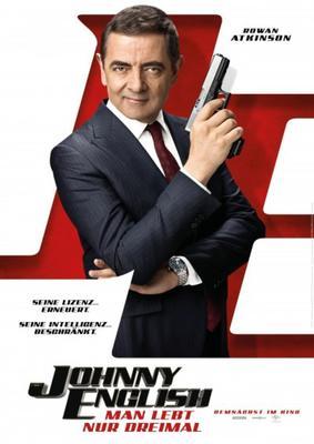Filmpremiere Johnny English – man lebt nur dreimal