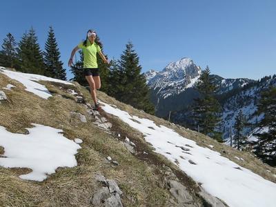 Snow-Trailrunning ABC fr Einsteiger - Erlebnisrun rund um Bad Feilnbach