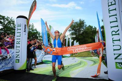 8. Chiemsee Triathlon