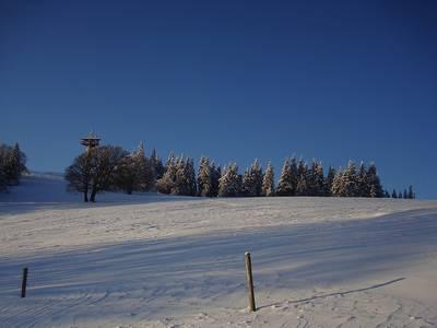 Der Erzkasten im Winterzauber. (© Dr. Jochen Schwendemann)
