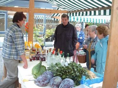 Bauernmarkt in Steinach