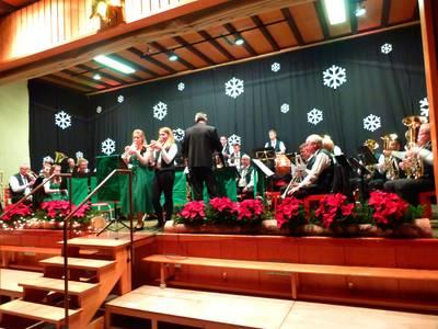 Adventskonzert des Musikvereins Lautenbach