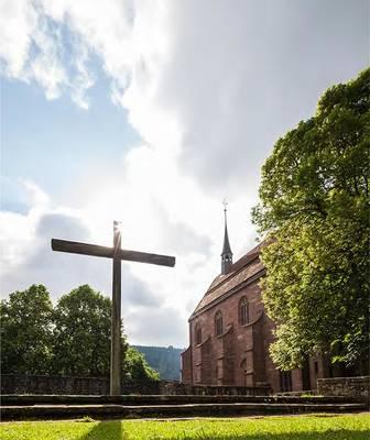Interner Link zur Veranstaltung: Geistliche Klosterführung