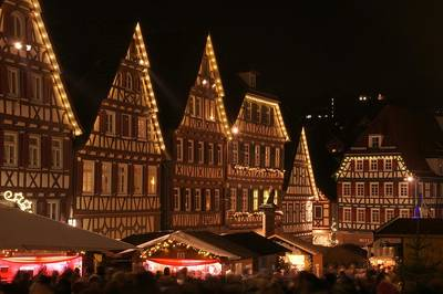 Interner Link zur Veranstaltung: Weihnachtlicher Stadtspaziergang