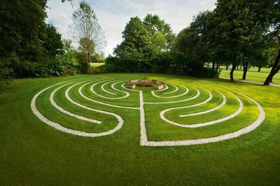 Meditationsweg im Kurpark