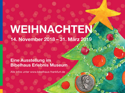 Christmas - an exhibition in the Bibelhaus experience Museum